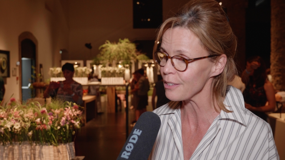 Floristikausstellung im Salzlager: 180 florale Meisterstücke in Szene gesetzt