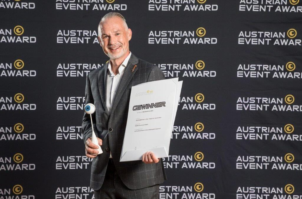 "Austrian Event Award 2020: Salzlager holt den Titel ""Best Event-Location"" nach Tirol"